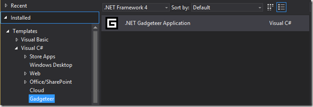 new_gadgeteer_project