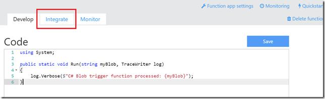function-empty