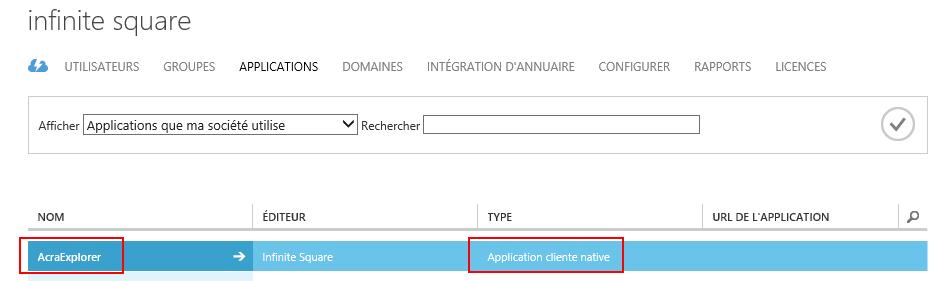 Manipuler l'API REST Sharepoint 2013 depuis une application tierce